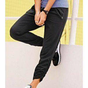Athleta Womens Black Aspire Ankle Pants Jogger